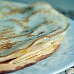 recette Crêpes moelleuses