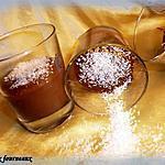 recette Mousse aérienne au chocolat