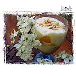 recette Coupes « tiramisu  minneola »