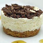 """recette MOUSSES DE CHOCOLAT BLANC """"TRUFFEE"""" A LA MANDARINE"""