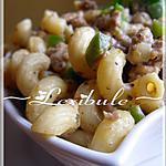recette Tortiglionis au dindon, sauce au fromage