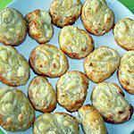recette Amuse-bouches sucrés aux amandes