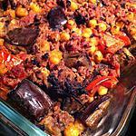"recette ""Moussaâ Badhinjan"" : Moussaka Libanaise avec ma touche carnivore... Grrr..."