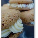 recette MACARONS A L'HUILE D'OLIVE ET CAFE