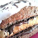 recette Cake au deux chocolat façon napolitain