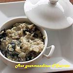 recette Risotto aux morilles et au parmesan