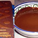 recette Terrine chocolat et speculoos et sa sauce de carambar