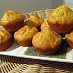recette Muffins au saumon fumé