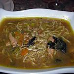 recette Petite soupe Japonaise au poulet