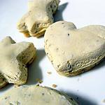 recette ANIS BREDELE ou PETITS GATEAUX ALSACIENS A L'ANIS