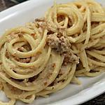 recette Spaghetti California