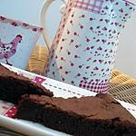 recette Gateau au chocolat de Pierre Hermé