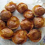 recette Muffins sales au reblochon
