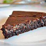 recette Brownie fondant aux trois chocolats