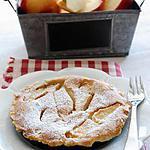 recette Tarte aux pommes normande selon Julia Child