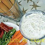 recette Dip au yaourt - Haydari
