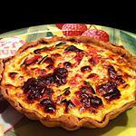 recette Mini quiches jambon courgettes sur pâte brisée light !