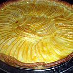 recette tarte aux pommes de maman
