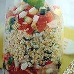 recette Taboulet libanais