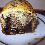 recette CAKE MARBRE