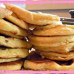 recette Pancakes DUKAN au tofu soyeux