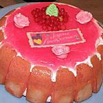 recette Charlotte aux fruits rougesCharlotte aux fruits rouges