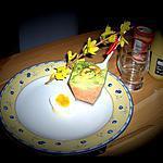 recette Petites verrines ( Tomate-Avocat-noix de cajou)
