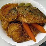recette Tiep bou djenn (Riz au poisson)