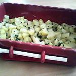 recette Pommes de terre rissolé au four