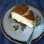 recette Gâteau mousseline au citron