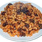 recette Macaroni à la Viande
