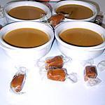 recette Petit pots de créme caramel au beurre salé