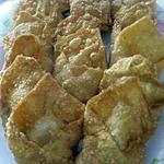 recette Raviolis aux crevettes