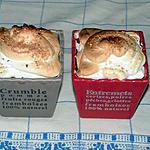 recette Délice de rhubarbe meringuée