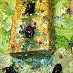 recette Terrine de brocolis au soja et parmesan