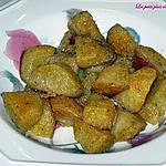 recette Pommes de terre assaisonnée et croustillante
