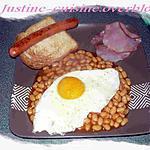 recette Dîner façon Breakfast