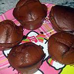 recette Petits gateaux légers au chocolat