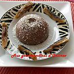 recette Blanc manger chocolat et noix de coco