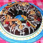 recette Gâteau aux épices et au miel