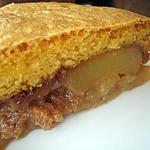 recette biscuit pommes-crème de marron