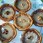 recette tartelettes aux noix