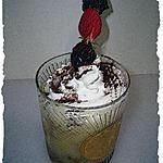 recette Fraises « Tiramisu et chantilly »