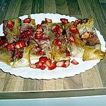 recette croustillants de fraises