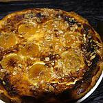 recette la tarte aux peches d'hiver