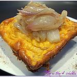recette Flan au thon & échalotes confites