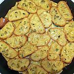 recette Baguette au sésame en pain perdu à l'oignon et aux épices