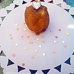 recette Pomme d'amour enrobé de caramel au beurre salé