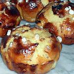 recette Petites brioches algériennes simples et légères .
