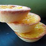 recette pastéis de nata revisités
